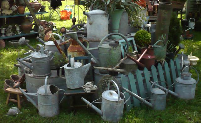 V nement une bien belle brocante for Deco jardin gratuit