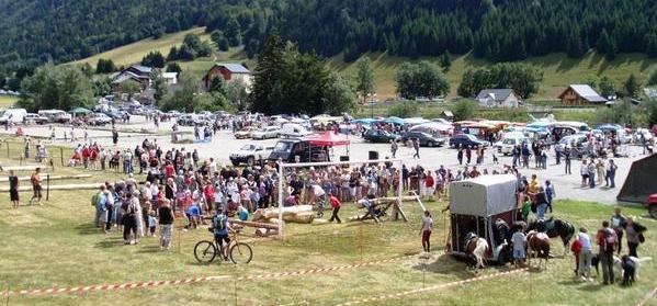 V nement f te de notre montagne l alpe du grand serre - Office du tourisme alpes du grand serre ...