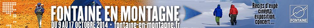 Fontaine en Montagne 2014