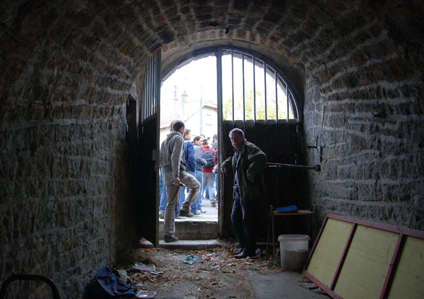 OCRA Lyon oevre à l'entretien et la conservation du patrimoine souterrain.